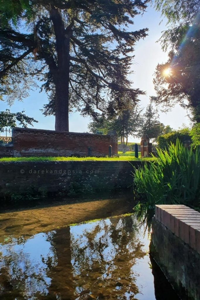 Things to do in Amersham Buckinghamshire - The River Misbourne
