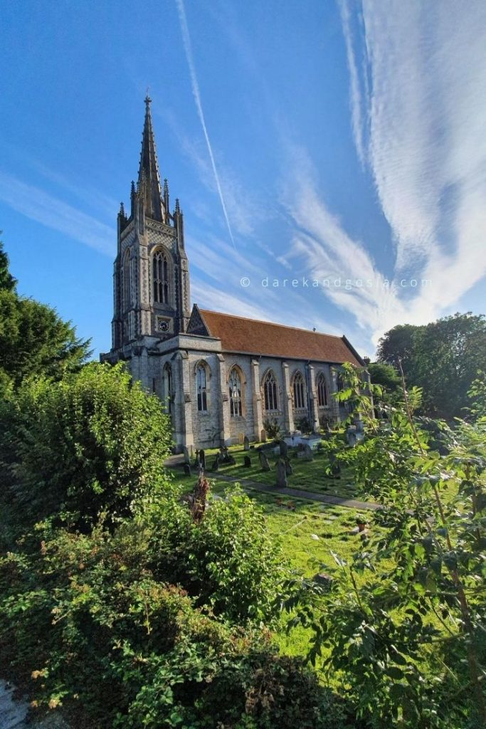Things to do in Marlow Buckinghamshire - All Saints' Church