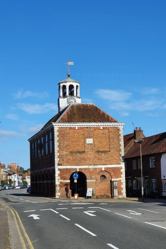 Things to see in Old Amersham - Old Amersham Market Hall