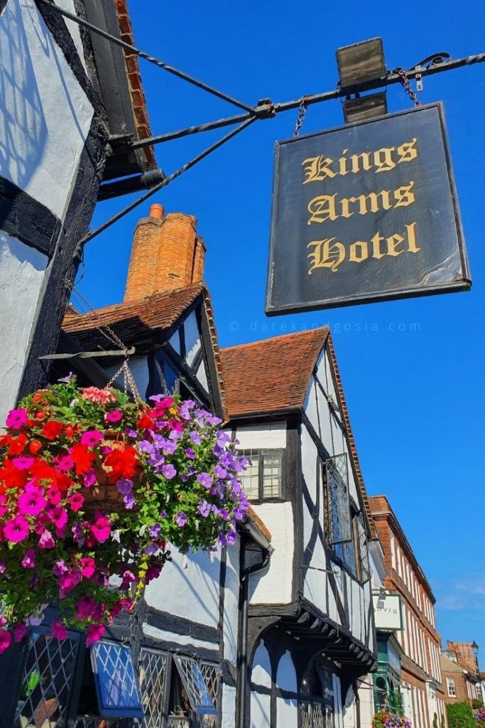 Where to stay in Old Amersham - Kings Arms Hotel