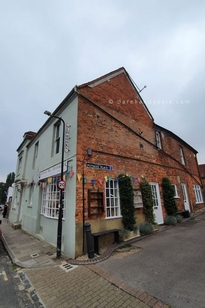Henley on Thames - Way's Rare & Secondhand Bookshop