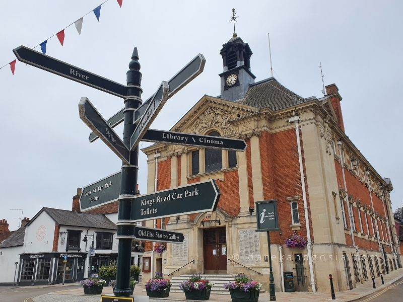 How to get to Henley-on-Thames
