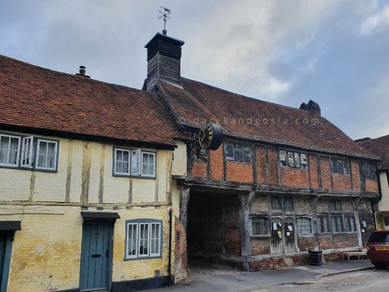 Prettiest villages in England - West Wycombe, Buckinghamshire