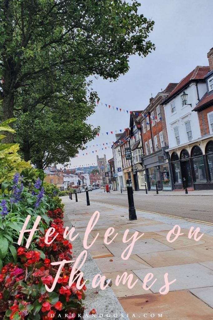 Things to do in Henley on Thames Oxfordshire