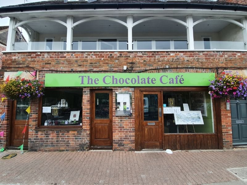 Things to do in Henley on Thames - Chocolate Café