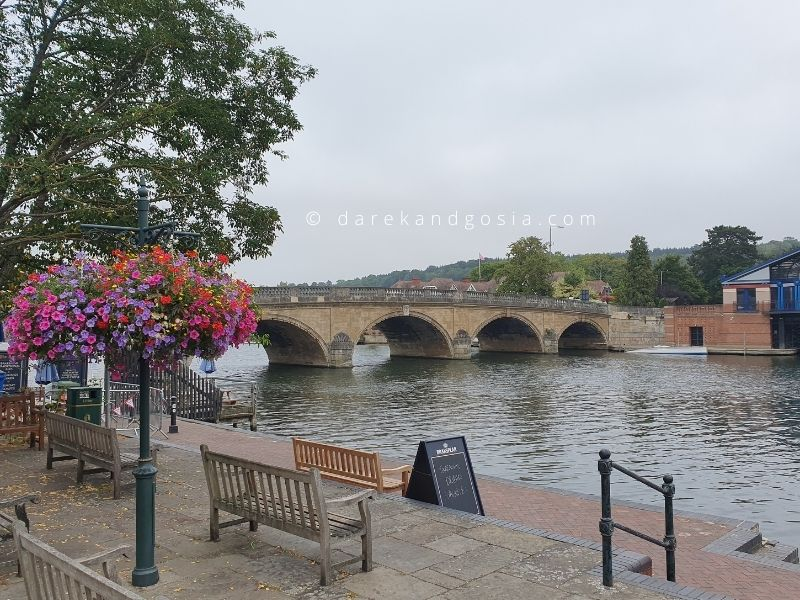 Things to do in Henley on Thames - Henley Bridge