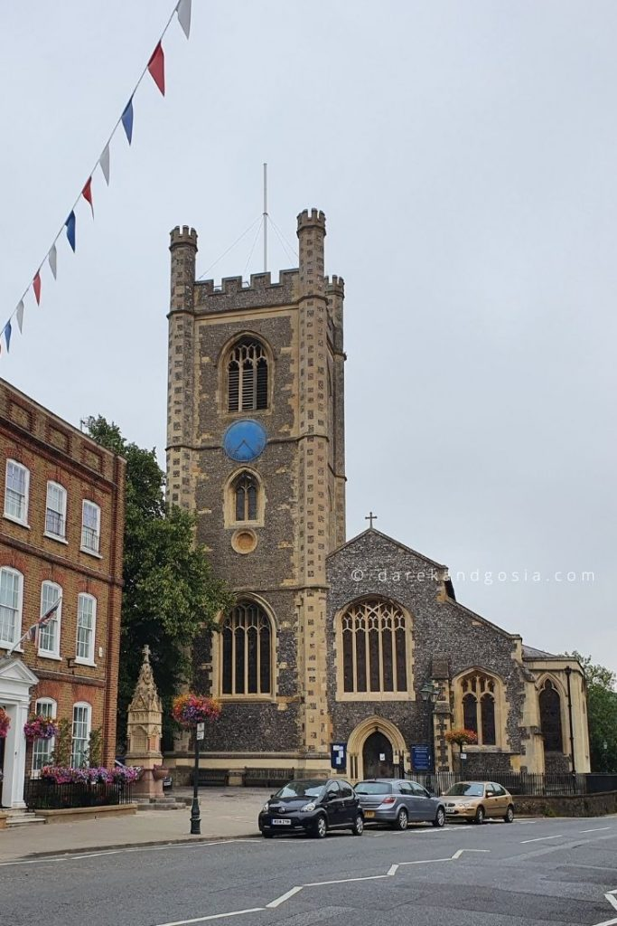 Things to do in Henley on Thames - St Mary's Church