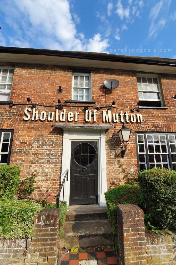 Things to do in Wendover Buckinghamshire - Shoulder of Mutton