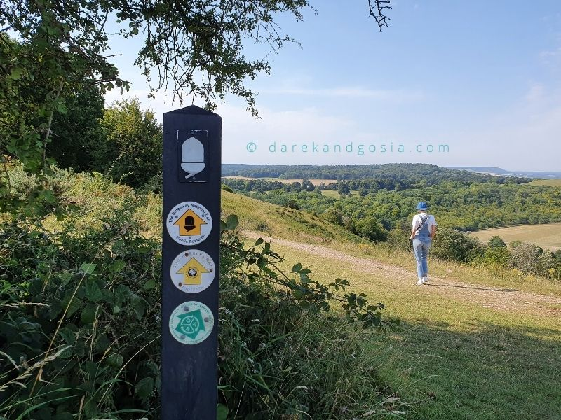 Things to do in Wendover Buckinghamshire - The Ridgeway National Trail