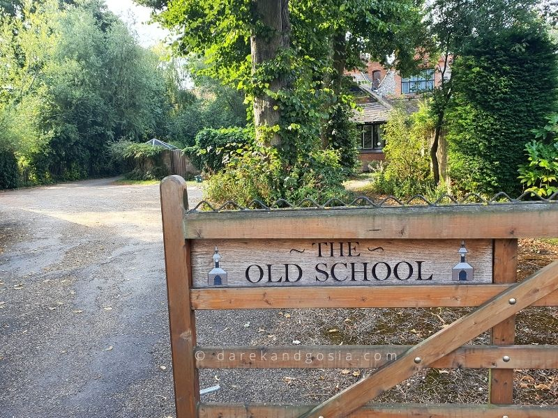 Things to do in Wendover - The Old School House