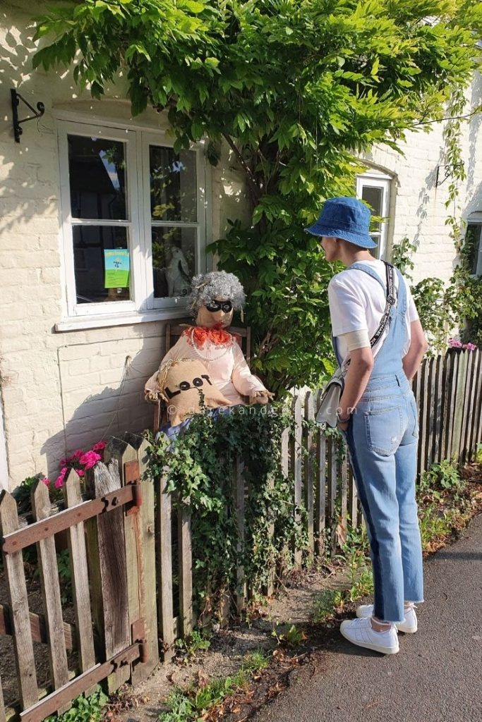 Things to do in Wendover - Wendover scarecrow trial