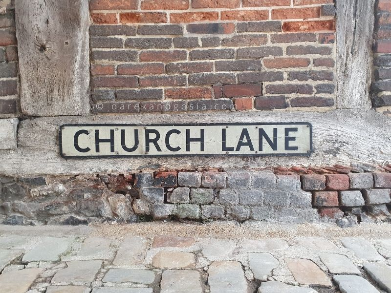 Things to do in West Wycombe - Church Lane