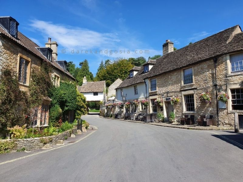 Weekend getaways UK - Cotswolds