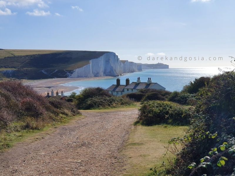Weekend getaways UK - East Sussex