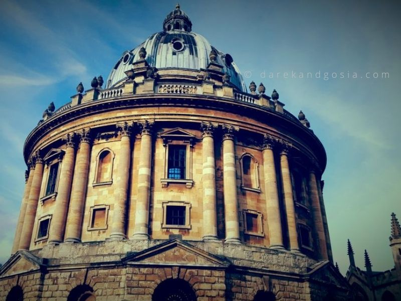 Weekend getaways UK - Oxford