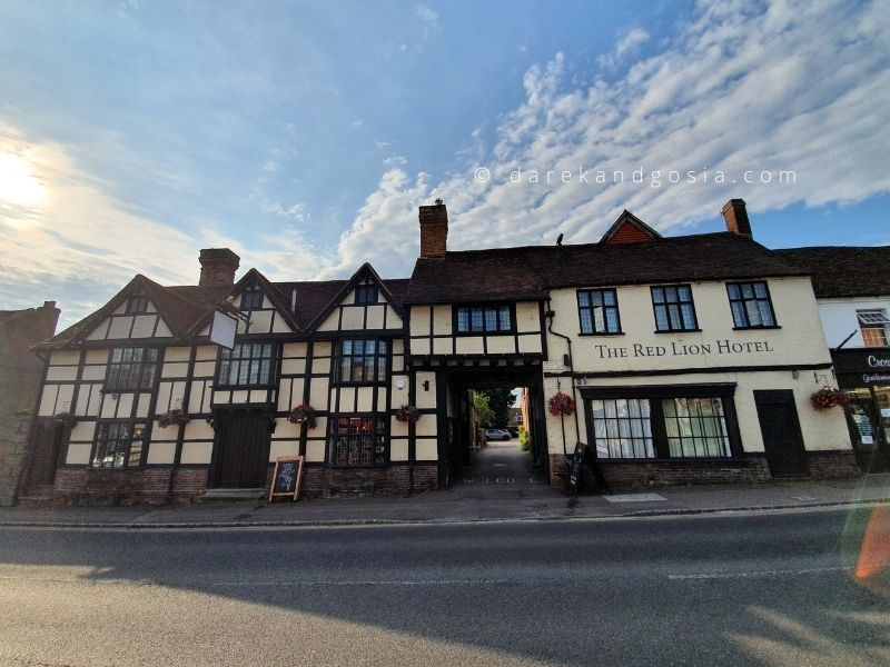 Where to stay in Wendover Buckinghamshire