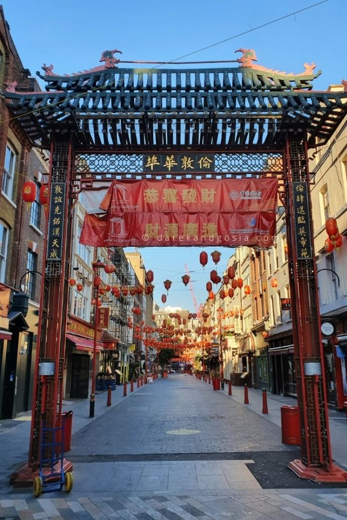 A day in London - Chinatown