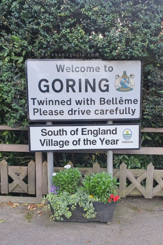 Goring on Thames - Where is Goring on Thames