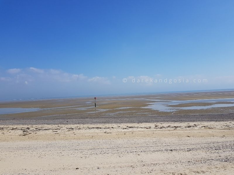Best beaches near London - Camber Sands, East Sussex