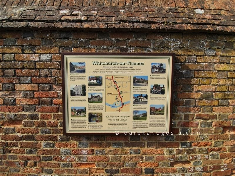 Best countryside near London - Whitchurch on Thames, Oxfordshire