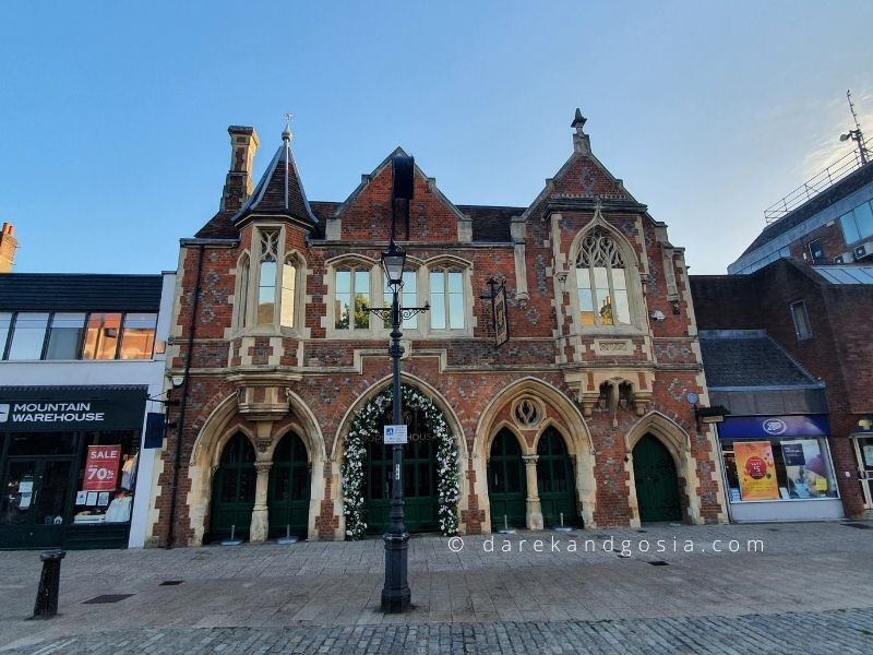 Best things to do in Berkhamsted - Berkhamsted Town Hall