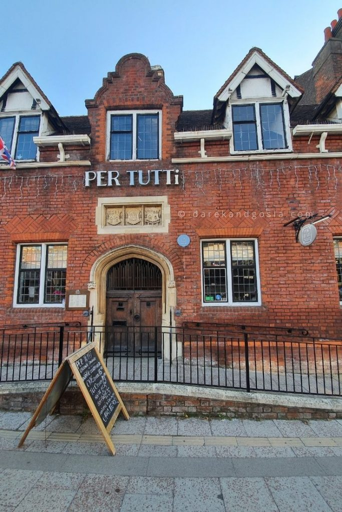 Best things to do in Berkhamsted - Per Tutti