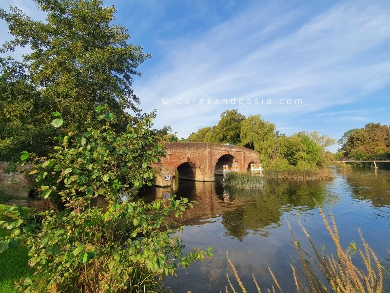 Best things to do in Sonning-on-Thames, Berkshire - Sonning Bridge