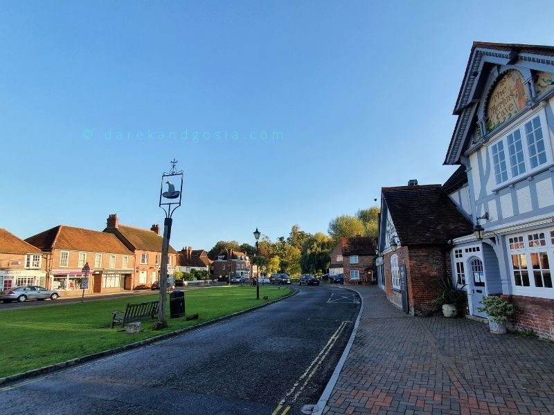 Best villages near London - Chalfont St Giles, Buckinghamshire