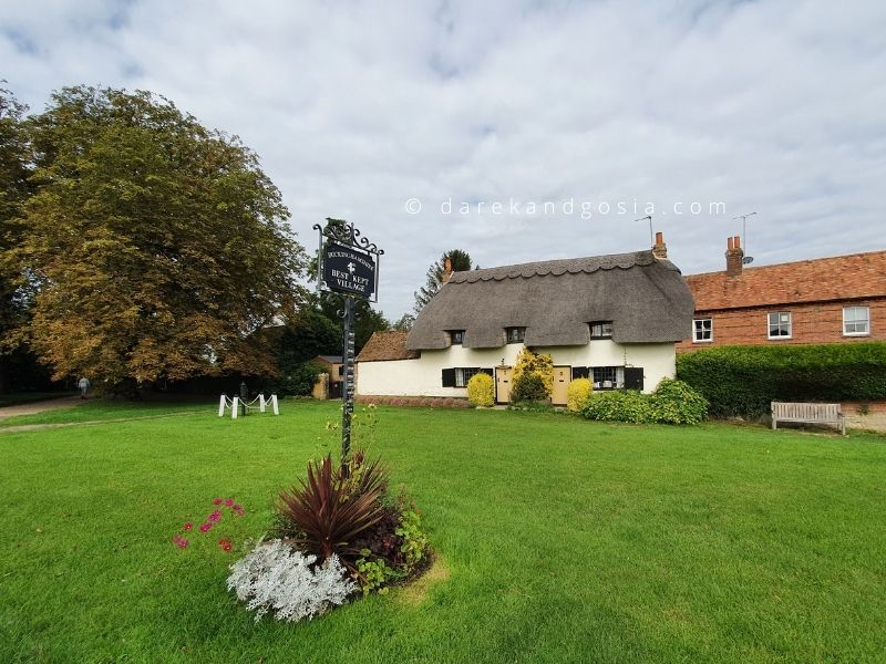 Best villages near London - Cuddington, Buckinghamshire