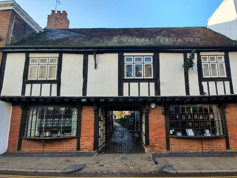 Best villages near London - Eton, Berkshire