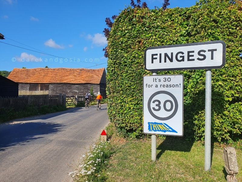 Best villages near London - Fingest, Buckinghamshire