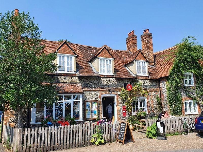 Best villages near London - Hambleden, Buckinghamshire