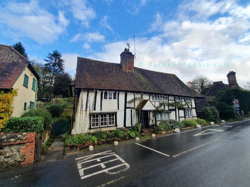 Best villages near me - Shere, Surrey