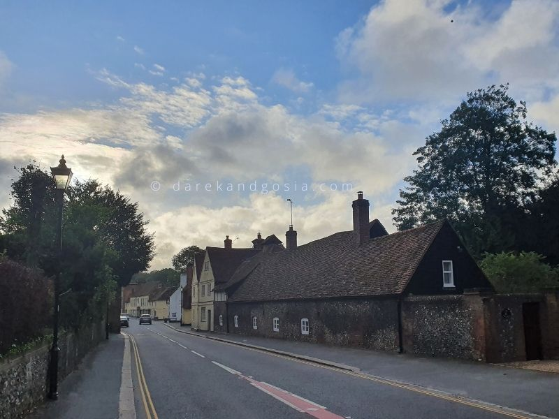 Best villages near me - West Wycombe, Buckinghamshire
