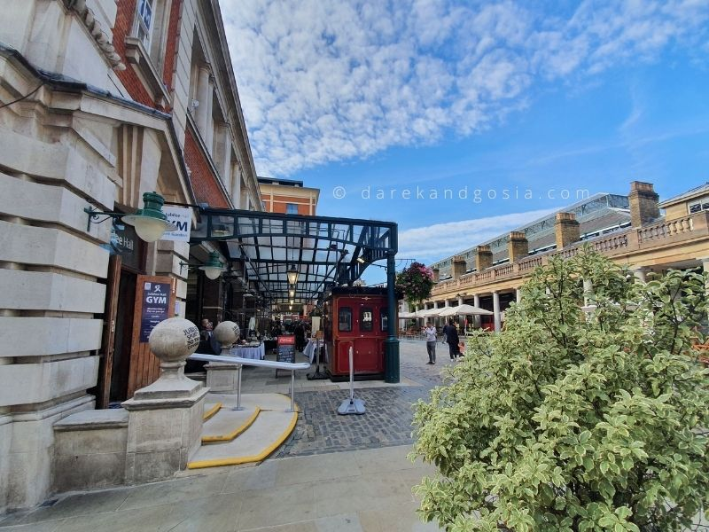 How to get to Covent Garden