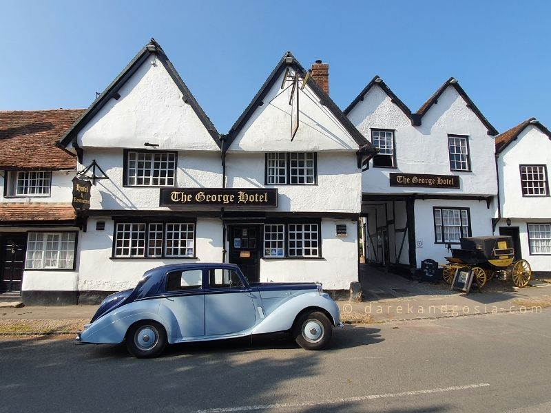 The George Hotel - the best places to stay in Dorchester