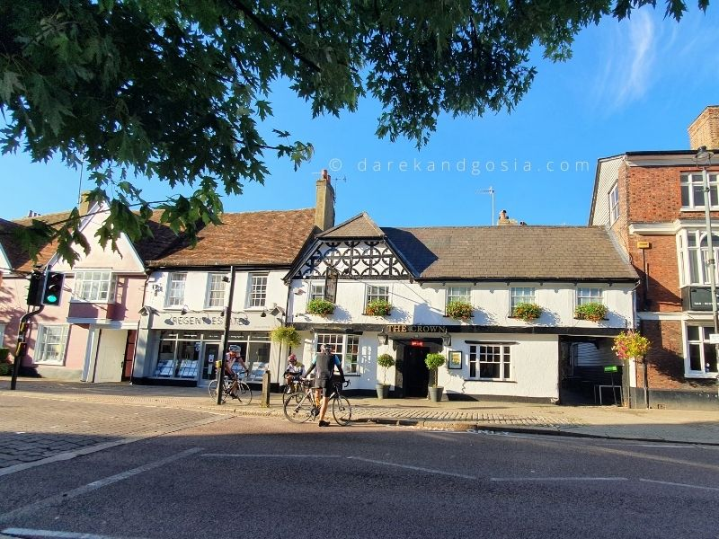 Things to do in Berkhamsted - High Street
