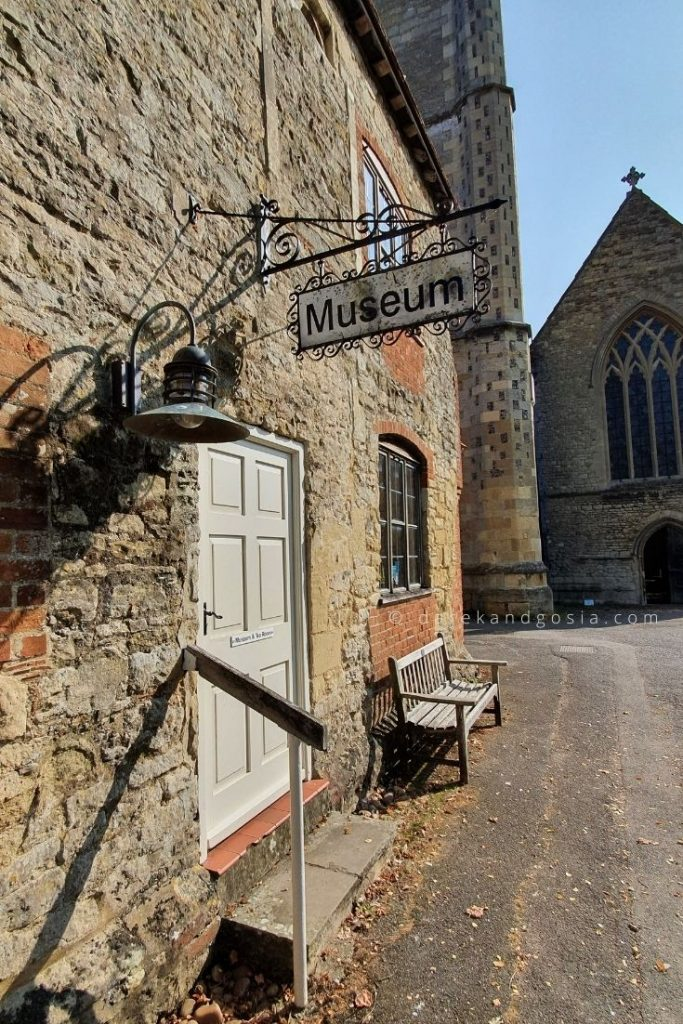 Things to do in Dorchester-on-Thames - Dorchester Abbey Museum & gift centre