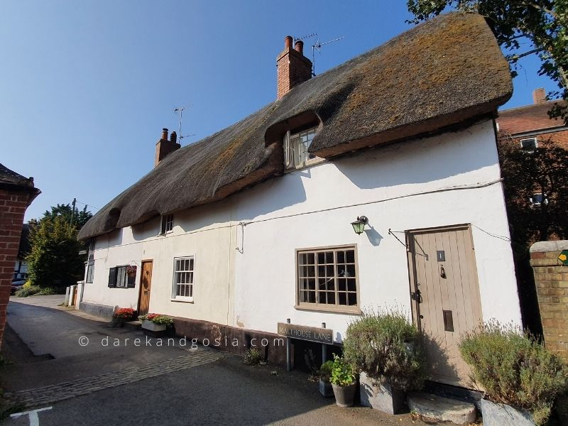 Things to do in Dorchester-on-Thames - Old Cottages