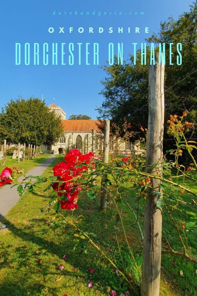 Things to do in Dorchester on Thames Oxfordshire