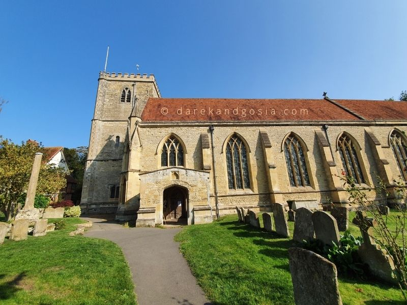 Things to do in Dorchester on Thames Oxfordshire - Dorchester Abbey