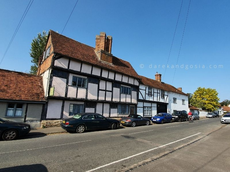Things to do in Dorchester on Thames Oxfordshire - High Street