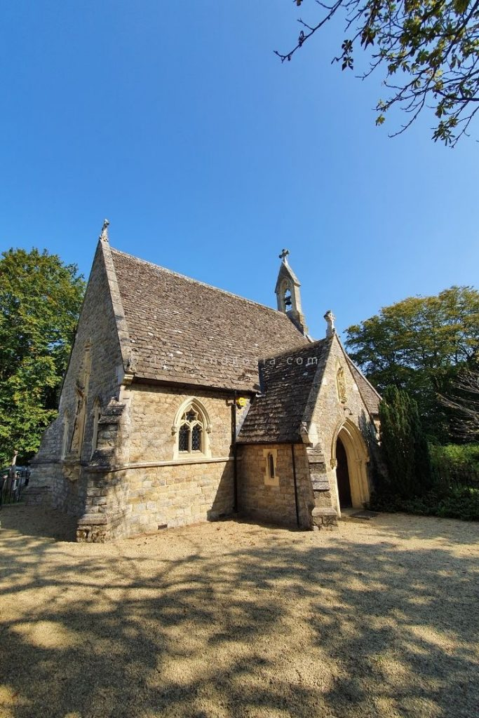 Things to do in Dorchester on Thames Oxfordshire - St Birinus Catholic Church
