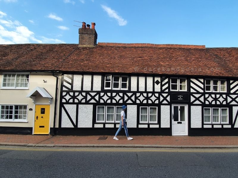Things to do in Great Missenden Village Buckinghamshire - High Street