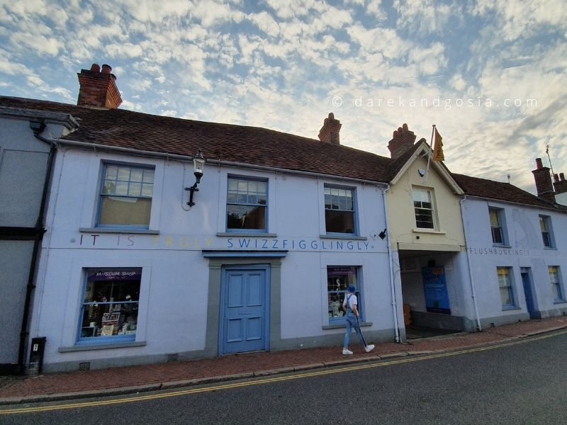 Things to do in Great Missenden Village Buckinghamshire - Roald Dahl Museum and Story Centre