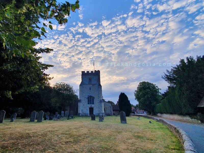 Things to do in Little Missenden Buckinghamshire - Village Church