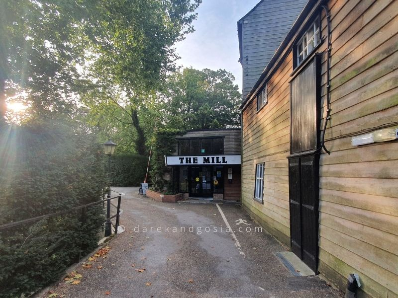 Things to do in Sonning on Thames Berkshire - The Mill at Sonning