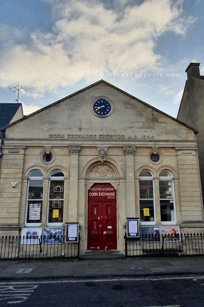 Things to do in Wallingford in Oxfordshire - Corn Exchange Wallingford