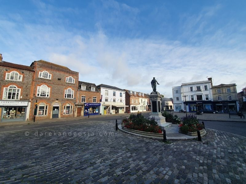 Things to do in Wallingford in Oxfordshire - Wallingford Main Square