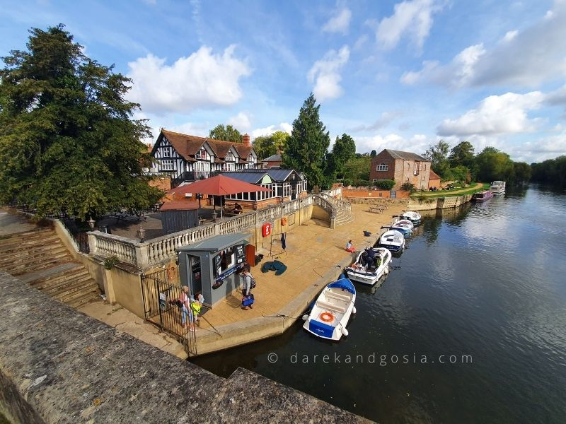 Things to do in Wallingford in Oxfordshire - Wallingford boat hire